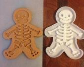 Skeleton Cookie Cutter - Halloween