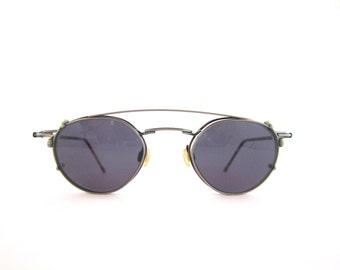 Rare 90s Designer  Eyeglasses , modern style /