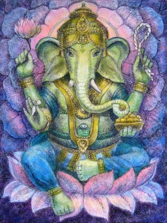 buddha elephant wallpaper art - photo #19