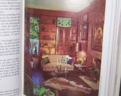 Complete Basic Book of Home Decorating Vintage 1976 hardcover with dust jacket 523 pages