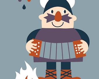 Poster - Viking
