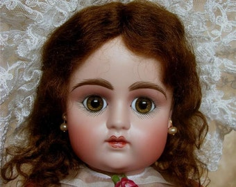 Pintel & Godchaux French Bebe bisque doll with First Place International Award