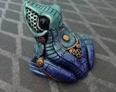 Clockwork Frog (Minty Lavender color)