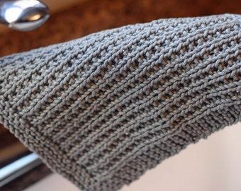 KNITTING PATTERN-Off The Grid, Dishcloth Pattern