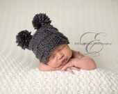 Newborn Baby Hat - Newborn Size - Choose your color- photography prop