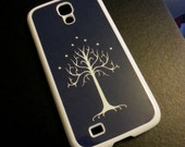 LOTR Tolkien inspired White Tree of Gondor Samsung Galaxy S4 case