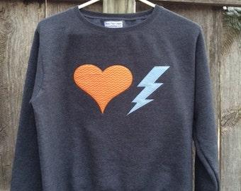 I Heart OKC Thunder Sweatshirt