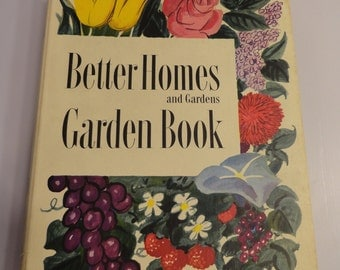 1952 cookbook mary meade 39 s magic recipes for the by castellocasa Better homes and gardens planting guide