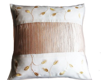 Embroided Cushion Cover