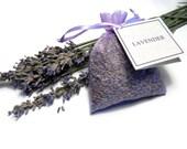 Dried Lavender Sachet Lavender Bag Herb Lavender Flower Bud Filled Organza Bag Hostess Gifts Stocking Stuffers Bridal Shower Wedding Favors