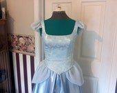 SUPER SALE - Over 25% OFF original price - Custom Cosplay Theatrical Cinderella Gown sale was 245,  now 180.00