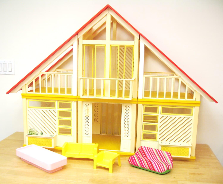 Vintage Barbie Dream House 1978 Mattel