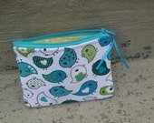 Little Tweets Padded Pouch