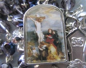 Lentan Rosary - Mary at the Foot of the Cross