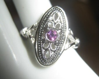 Ring, vintage jewelry, costume jewelry, steampunk,vintage, silver jewelry