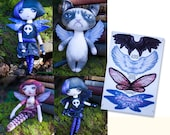 Soft Doll Wings Pack - DI...