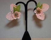 Rose Flower Clip On's
