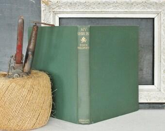 Vintage Garden Book My Shrubs by Eden Phillpotts   Sale was 48.00
