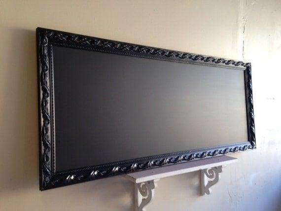 noir cuisine tableau magn tique longue troite hauteur 23. Black Bedroom Furniture Sets. Home Design Ideas
