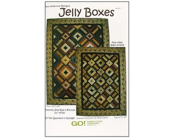 Quilt Pattern Quilt Woman Quilts Jelly Boxes Jelly Rolls Fabric Strips Fat Quarters Patterns Instructions