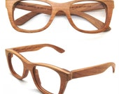 American Cherry Wood Walker Handmade Wooden Takemoto Brown Sunglasses