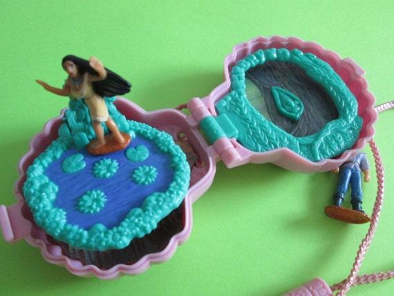 Disney Polly Pocket Necklace