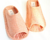 no 362 Amber Women's Slippers PDF Pattern ONLY