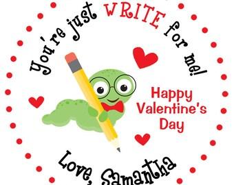 Valentine sticker valentines sticker Valentine's Day Sticker