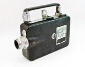 1930s Cine-Kodak Magazine 16 Camera - 16mm Movie Camera