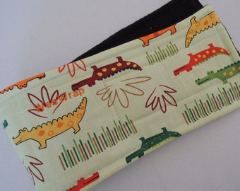 Gator Dog Diaper Belly Band, Stop Marking with my WeeWrap, Personalized