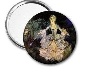Fairy Godmother Pocket Mirror