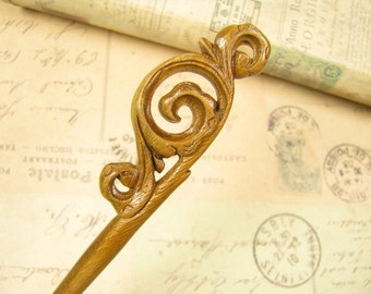 Classical Elegant Verawood Hair Stick