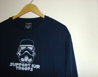 FREE SHIPPING: Men's Xxl -  Support Our Troops