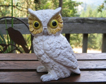 Owl Figurine Made in Japan - Oak Hill Vintage