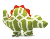 Organic Catnip Cat Toy Dinosaur