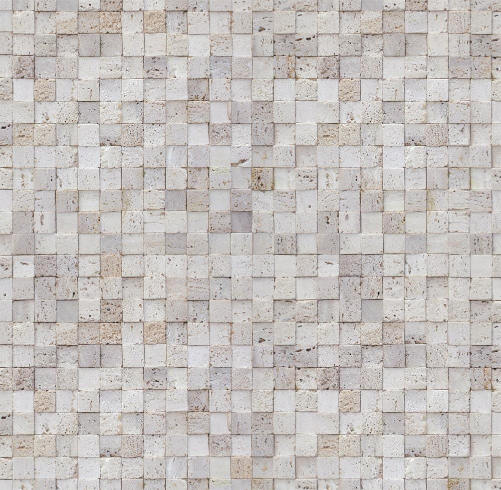 Stone Tile Pattern Vinyl Self Adhesive By Verryberrysticker