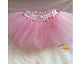 Baby Pink infant tutu