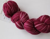 BaT'at Hand Dyed Swale Yarn - Butterfly Bush