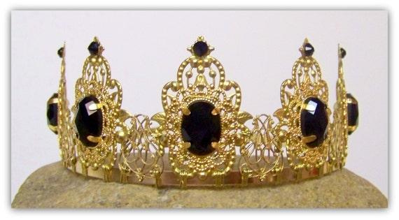 Medieval Crown Renaissance Crown Medieval Jewelry Crown