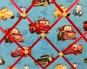 Disney Cars allover Photo Memory Board