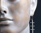 Sterling and Labradorite Earrings