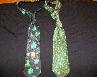 St. Patrick's Day Artwear Ties
