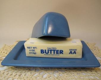 Winter Fog butter dish