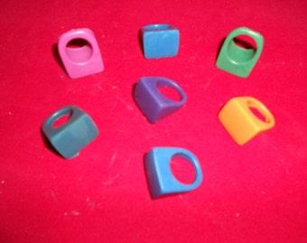 Crayon Ring