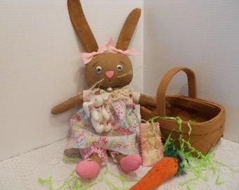 Spring, Easter Bunny Doll,  MARILYNN