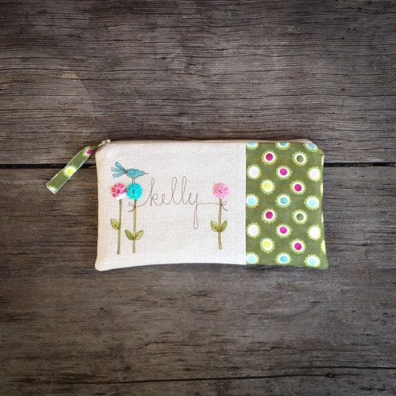 baby shower hostess gift thank you gift clutch party purse colorful