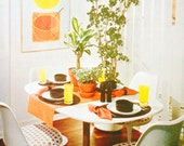 Vintage Retro Tablecloths