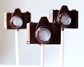 Camera Lollipops 8 pieces