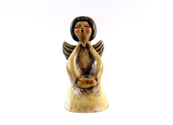 Thun Pottery Angel Thun Of Italy By Zuzashop On Etsy
