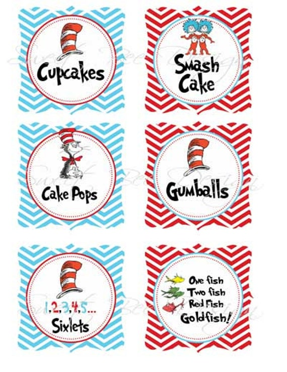 Dr Seuss 1St Birthday Party Invitations was adorable invitations example